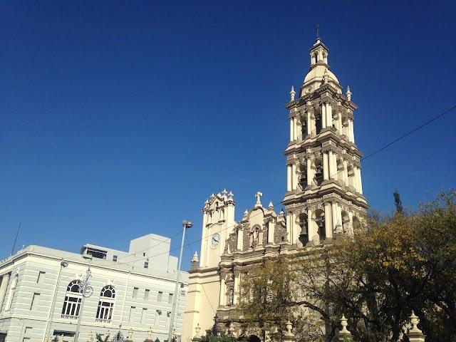 Sagrario de la Catedral Metropolitana de Monterrey