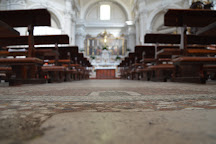 Basilica di Santa Maria Assunta, Castel di Sangro, Italy