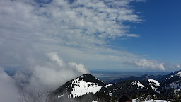 Hochries Gipfelstation (North) Paragliding