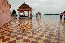 Triveni Sangam, Somnath, India