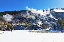 Roaring Mountain, Yellowstone National Park, United States