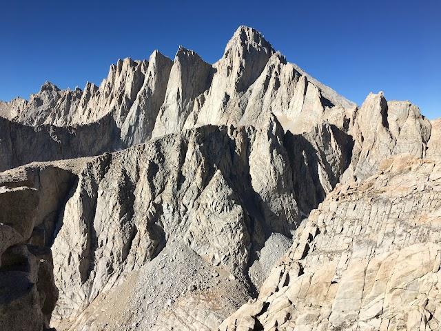 Mt. Whitney Hike