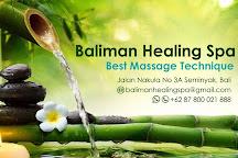 Baliman Healing Spa, Seminyak, Indonesia