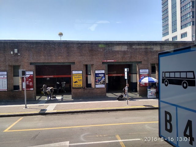 Lampugnano FlixBus Bus Stop