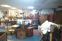 Fab and Faded Antiques Centre, Gloucester, United Kingdom