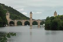 Maison de l'eau et Fontaine des Chartreux, Cahors, France