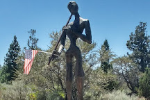Living Memorial Sculpture, Weed, United States