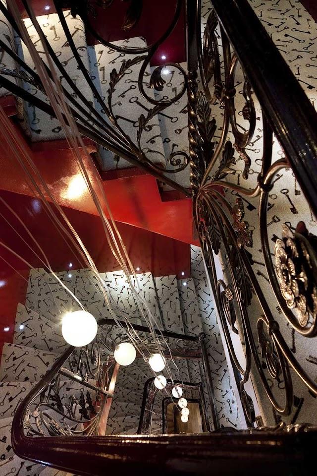 Hôtel Design Secret de Paris