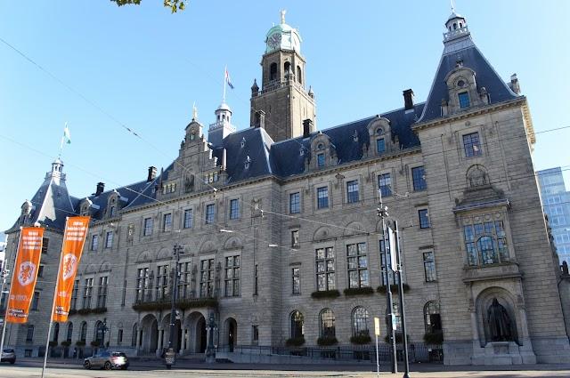 Gemeentehuis Rotterdam