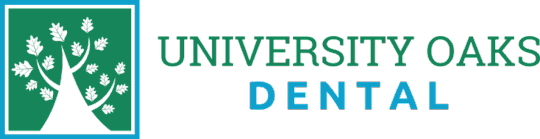 University Oaks Dental Logo GMB Post Picture