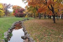 Makonai Park, Sapporo, Japan