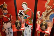 PWRR & Queen's Regimental Museum, Dover, United Kingdom