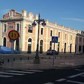 Железнодорожная станция  Leon