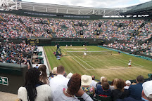 The All England Lawn Tennis Club, London, United Kingdom