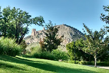 Parque del Seminario, Jaen, Spain