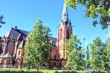 Umea stads kyrka, Umea, Sweden