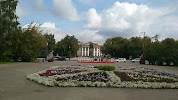 Тюменская Городская Дума, улица Ленина на фото Тюмени