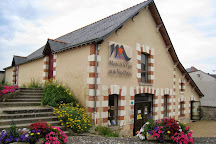 The Vine and Wine Museum of Anjou-Saumur, Angers, France