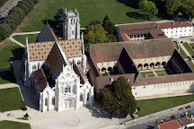 Monastere Royal de Brou, Bourg-en-Bresse, France