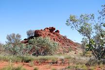 Ewaninga Rock Carvings Conservation Reserve, Alice Springs, Australia