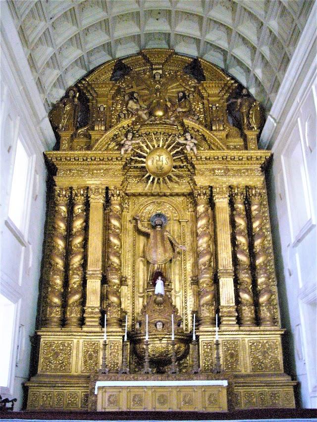St. Francis Xavier Church, Mormugão
