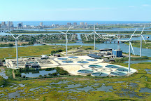 ACUA Wastewater Treatment Facility, Wind Farm, Solar Project, Atlantic City, United States