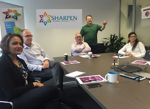 Sharpen IT - Training and Coaching