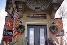 Lacombe Regional Tourism, Lacombe, Canada