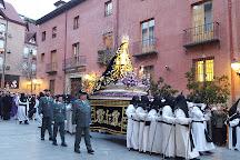 Iglesia de Santa Cruz, Madrid, Spain