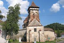 Valea Viilor Fortified Church, Valea Viilor, Romania
