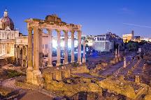 Basilica Julia, Rome, Italy