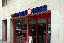 Games i Mes, Barcelona, Spain
