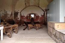 Fort Pulaski National Monument, Tybee Island, United States