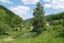 Steinwandklamm, Muggendorf, Austria