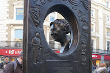 Agatha Christie Memorial, London, United Kingdom