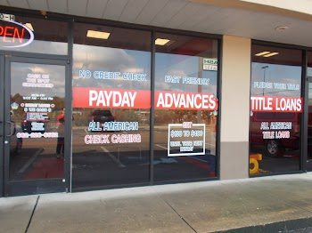 All American Check Cashing Payday Loans Picture