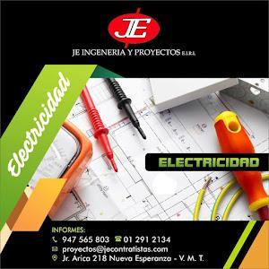 Je Ingenieria Y Proyectos Eirl 0