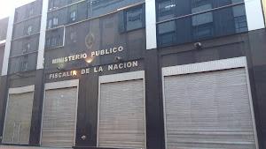 MINISTERIO PÚBLICO-FISCALIA DE LA NACIÓN 1