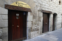 Caribbean club, Barcelona, Spain