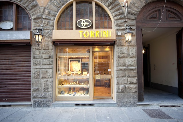 Jewellers of Florence. Torrini 1369 Official Historic Shop