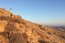 Armenistis Lighthouse, Faros Armenistis, Greece