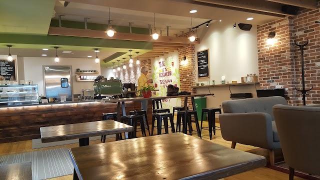Ragamuffins Coffee House