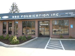 360 Fabrication Inc.