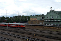 Foreningen Sormlands Veteranjarnvag, Oxelosund, Sweden