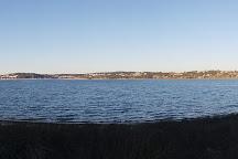 Lagoa de Obidos, Obidos, Portugal