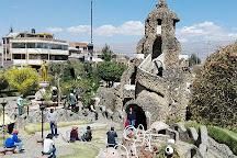 Parque de la Identidad Wanka, Huancayo, Peru