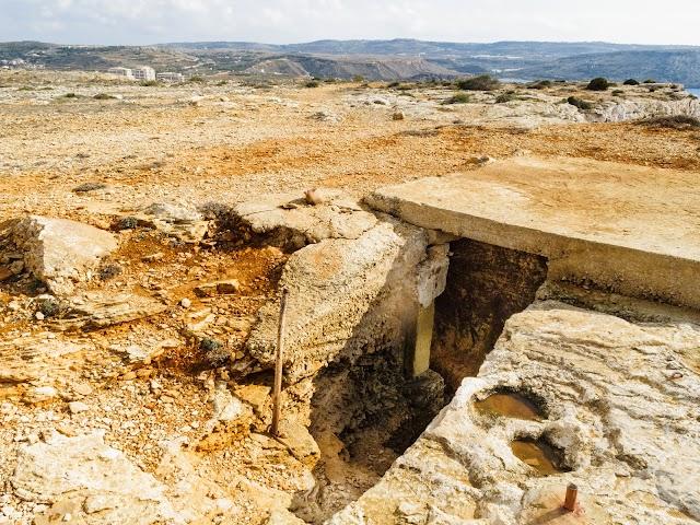 Rock Cut Observation Post