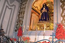 Iglesia de Santiago, Malaga, Spain