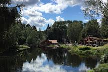 Vaxbo Lin Fabrik & Fabriksbutik, Bollnas, Sweden