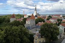 Toompea Hill, Tallinn, Estonia